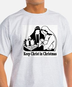 Keep Christ in Christmas T-Shirt