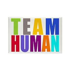 TEAM HUMAN Rectangle Magnet (10 pack)