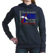 Chd awareness Women's Hooded Sweatshirt