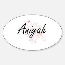 Cute Aniyah Decal