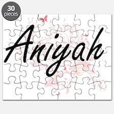 Unique Aniyah Puzzle
