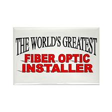 """""""The World's Greatest Fiber Optic Installer"""" Recta"""