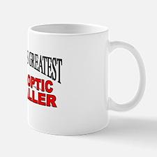 """""""The World's Greatest Fiber Optic Installer"""" Mug"""