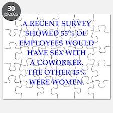 men are pigs Puzzle