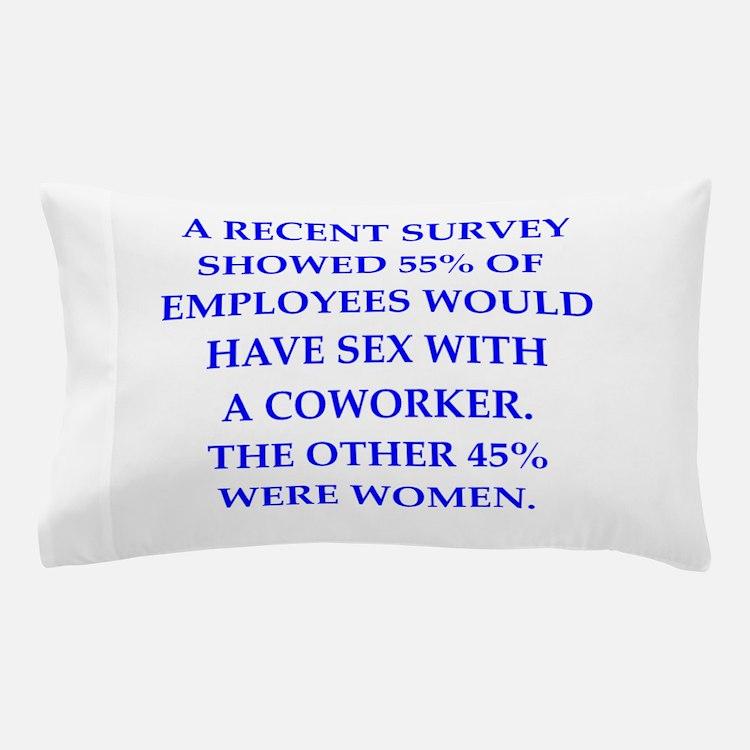men are pigs Pillow Case