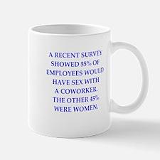 men are pigs Mugs