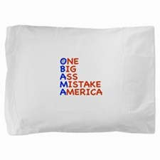 obama3.png Pillow Sham