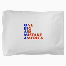 obama4.png Pillow Sham