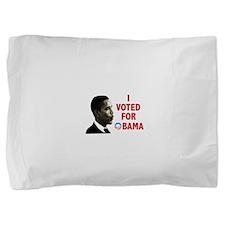 obama10.png Pillow Sham