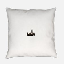 gobama2.png Everyday Pillow