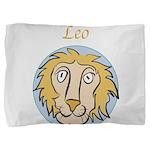 Leo-01.png Pillow Sham