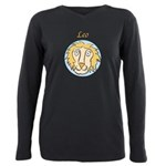 Leo-01.png Plus Size Long Sleeve Tee