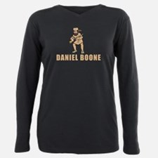 Daniel Boone Plus Size Long Sleeve Tee