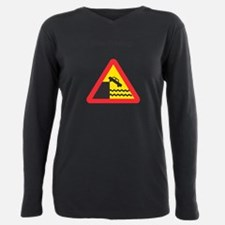 nice_driving.png Plus Size Long Sleeve Tee