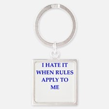rules Keychains