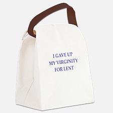 virginity Canvas Lunch Bag