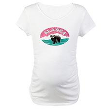 Travel Alaska Retro Shirt