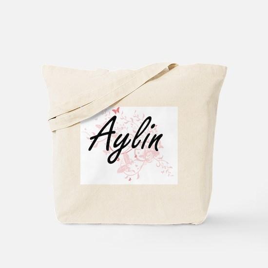 Funny Aylin Tote Bag