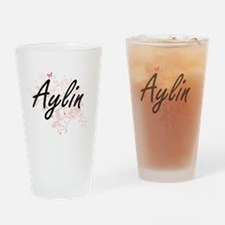 Unique Aylin Drinking Glass