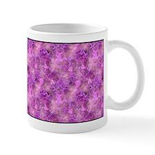 Lavender Marble Mug
