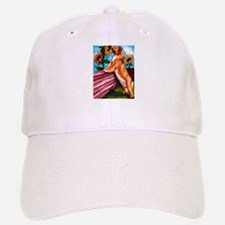 Savannah's Sunflowers Baseball Baseball Cap
