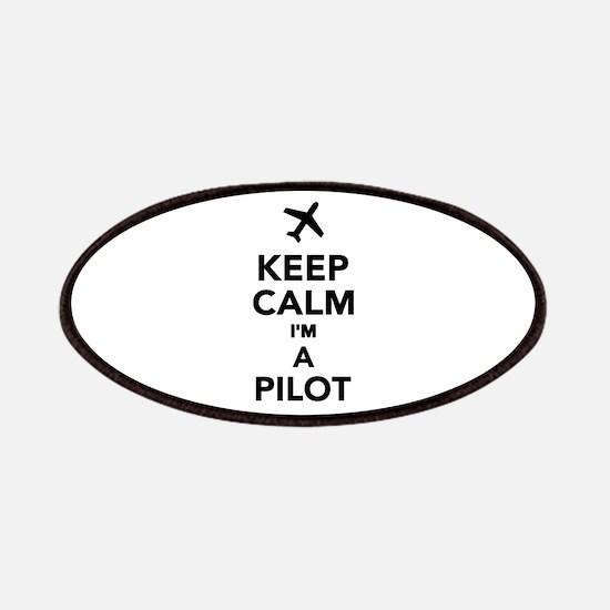 Keep calm I'm a Pilot Patch