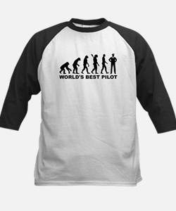 Evolution world's best Pilot Tee
