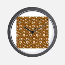 Unique Turd Wall Clock
