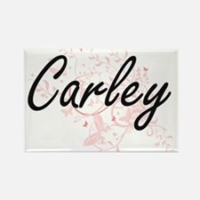 Carley Artistic Name Design with Butterfli Magnets
