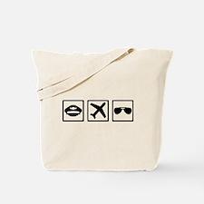Pilot equipment Tote Bag
