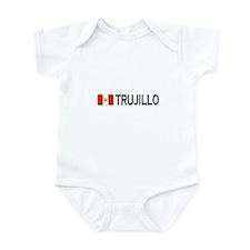 Trujillo, Peru Infant Bodysuit