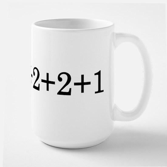 1+2+2+1 Mugs