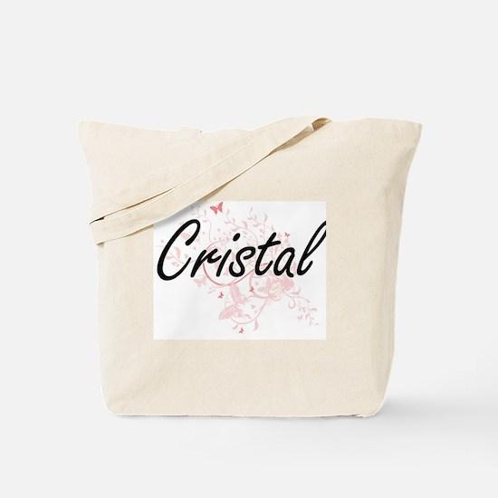 Cute Cristal Tote Bag