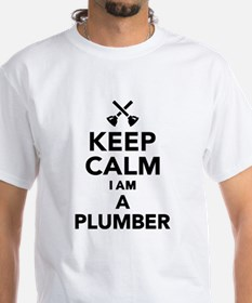 Keep calm I'm a Plumber Shirt