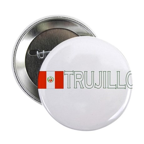 "Trujillo, Peru 2.25"" Button (10 pack)"