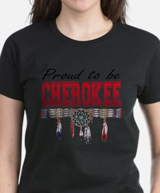 Proud to be Cherokee Tee