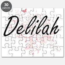 Unique Delilah Puzzle