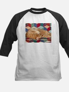 Cat Napping Baseball Jersey