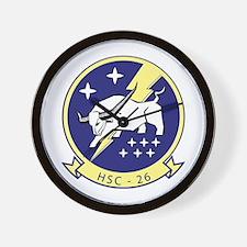 HSC-26 Wall Clock