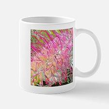 Pink Swirl Mugs