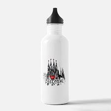 I love Barcelona Water Bottle