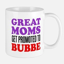 Promoted To Bubbe Drinkware Mugs