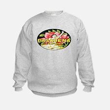 Retro Rose Parade Sweatshirt