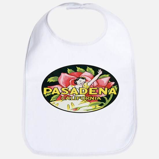 Retro Rose Parade Bib