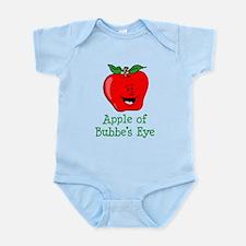 Apple of Bubbe's Eye Body Suit