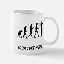 Flautist Evolution (Custom) Mugs