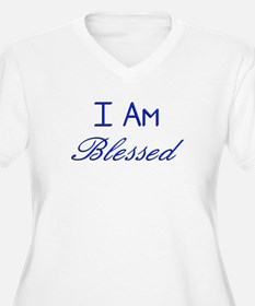 Blessed Plus Size T-Shirt