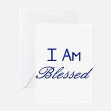 Blessed Greeting Cards