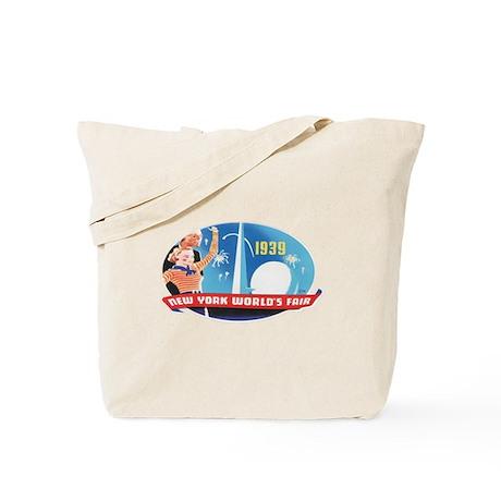 1939 New York Tote Bag