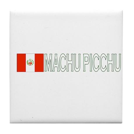 Machu Picchu, Peru Tile Coaster